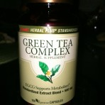 GNC Herbal Plus® Standardized Green Tea Complex