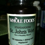 Whole Foods Standardized St. John's Wort