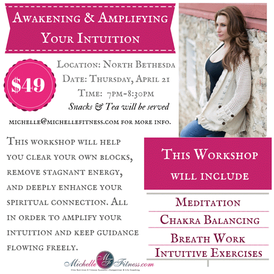 Awakening & Amplifying Your Intuition